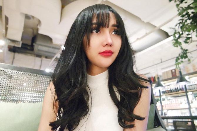 Lucinta Luna Semakin Ceter Membahana Dengan Rambut Ala Jennie Blackpink