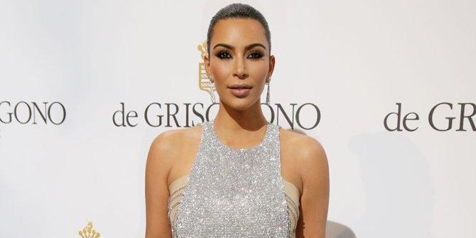 Kim Kardashian Marah Akibat Perselingkuhan Tristan Thompson