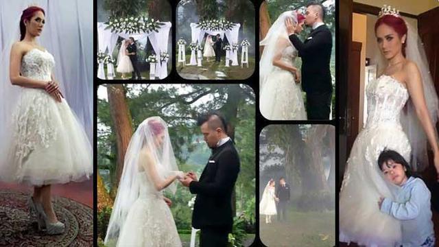 Hal Menarik Dalam Pernikahan Ahmad Dani Dengan Mulan Jameela