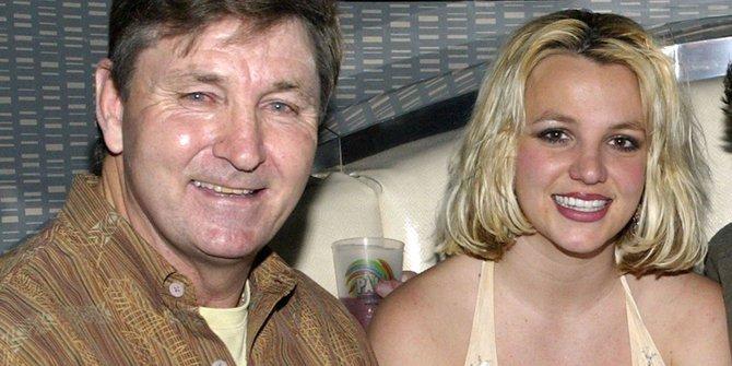Kondisi Ayah Memburuk, Britney Spears Jalani Pengobatan Mental