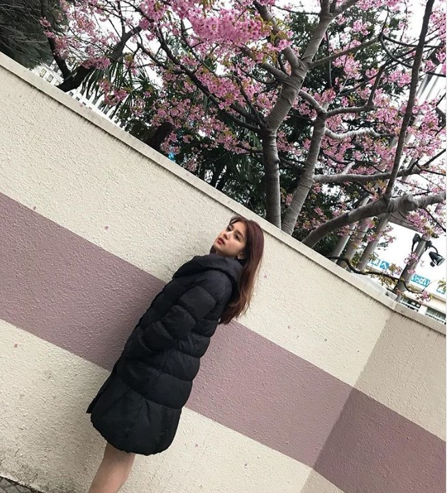 artis jepang sakura