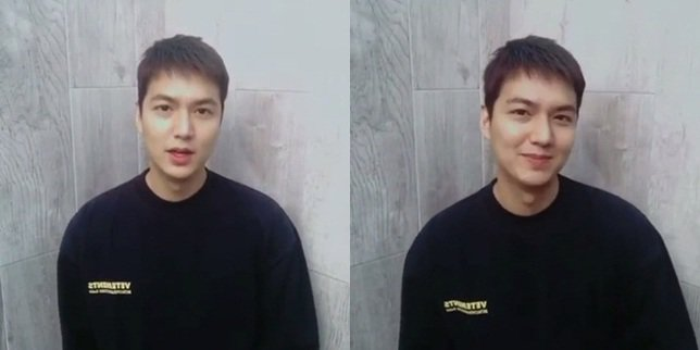 Penampilan Lee Min Ho Di Ulang Tahun Ke-31nya