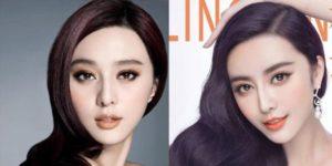 He Chengxi - Wanita China Yang Oplas Agar Mirip Idolanya