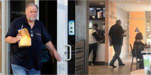 Thomas Markle Rayakan Ulang Tahun Ke-74 Dengan Sekantung Fast Food