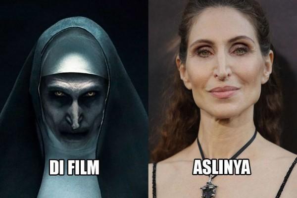 Sudah Tahu Sosok Bonnie Aarons - Pemeran Valak Di Film The Nun