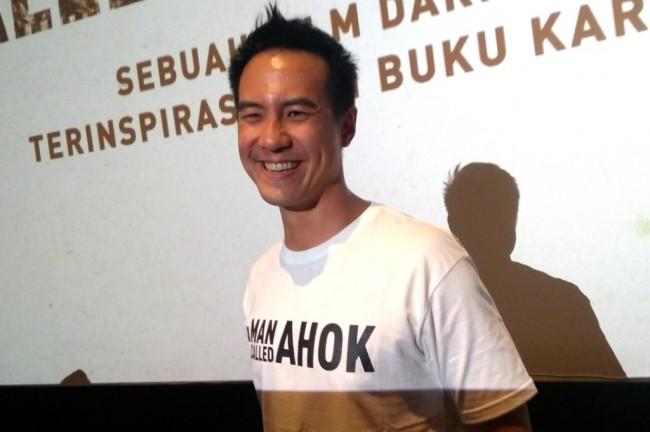 Daniel Mananta Ditunjuk Untuk Mainkan Peran Ahok