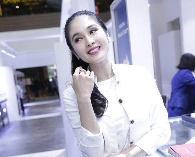Sandra Dewi Ungkap Mengapa Dirinya Tak Mau Main Film Horor