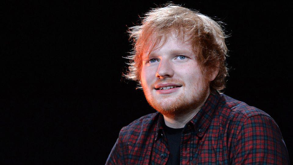 Fakta Tentang Ed Sheeran