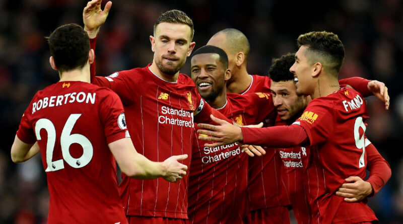 Skuad Terbaik Liverpool Siap Gempur Real Madrid