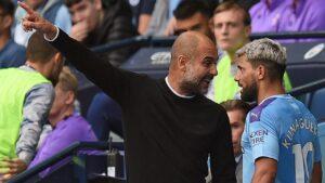 Apa Karena Konflik Dengan Guardiola Alasan Aguero Tinggalkan Manchester City?
